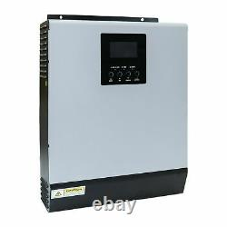 1000W Off Grid Solar Inverter Built In MPPT Charger 40A. Single Phase 230VAC