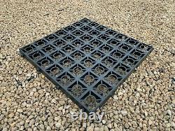 100sqm Eco500 Driveway Grids Without Membrane