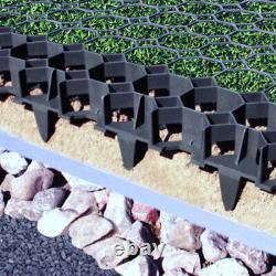16 GRAVEL GRASS GRIDS PLASTIC ECO PAVING DRIVE PATH CAR PARK SHED BASE 4sqm