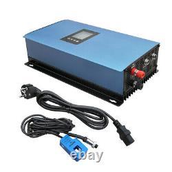 1KW 1000W Grid Tie Power Inverter DC 22V65V MPPT function efficiency
