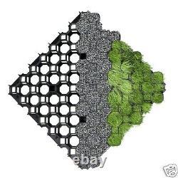 20 GRAVEL GRASS GRIDS PLASTIC ECO PAVING DRIVE PATH CAR PARK SHED BASE 5sqm