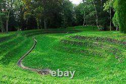 54.67sqm Full Pallet of EcoGrid E50 Plastic Porous Paving Grass Parking Grid