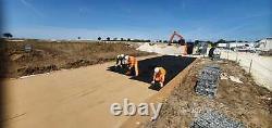 8x6 Feet SHED BASE FULL GRID KIT 2.5x2m PLASTIC ECO GRID DRIVEWAY PERMEABLE GRID