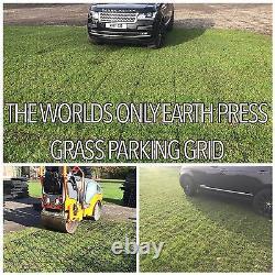 CARAVAN GRID GRASS PARKING GRID CAMP SITE SURFACE ECO BASES GRAVEL & GRASS e