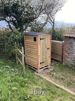 Composting Toilet Eco Loo Waterless Toilet Chemical Free Off Grid Campsites