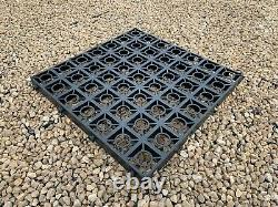 Discounted Pallet Of Eco Plastic Grids Driveway Gravel Base Trade Price Bulk Buy
