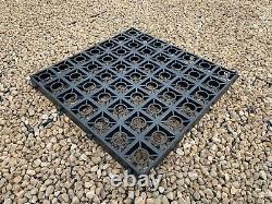 Drive Grid Kit 12 Sq Mtr Permeable Eco Driveway Plastic Gravel Base Paving Grid