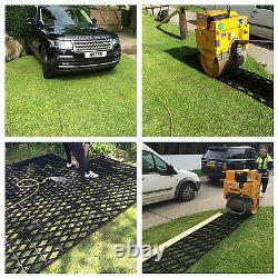 ECO GRASS GRID 90 SQUARE METRES PAVING LAWN DRIVEWAY GRID GRASS PROTECTION e