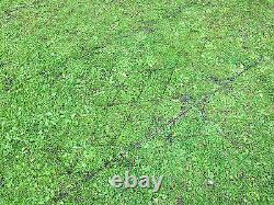 ECO GRASS GRID 95 SQUARE METRES PAVING LAWN DRIVEWAY GRID GRASS PROTECTION e