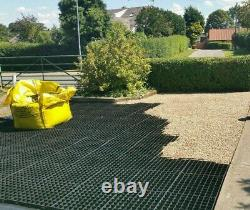 ECO Plastic Grids Gravel Grass Grids Drive Mats Car Parks Bases etc MADE IN ENG