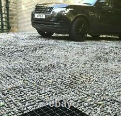ECO Plastic Grids Gravel Grass Grids Drive Mats for Car Parks etc SPECIAL QUOTES