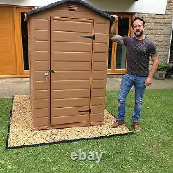 ECO SHED BASE FULL KIT 14x6 or (10x8.6) SUITS A 10x9 SHED-PLASTIC PAVING GRIDS