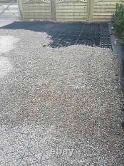 ECO SHED BASE FULL KIT PLASTIC SLAB BASE GARDEN SHED GREENHOUSE FLOOR GRIDS em