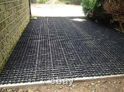 EcoGrid Plastic Paving Grid Best Quality Indestructible 20 yr Guarantee