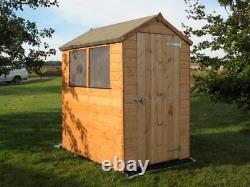 Eco Base garden shed summer house hard base Grids 8ft x 6ft 2.4m x 1.8m