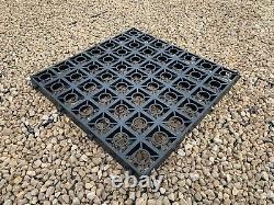 GARDEN SHED BASE KIT 12x10 GREENHOUSE BASE 12 x 10 ft 10 X 12 ECO PLASTIC PAVERn