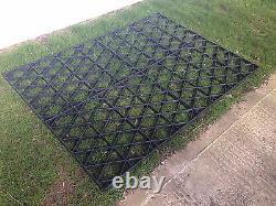 GARDEN SHED BASE KIT 13 x 10 GREENHOUSE ECO BASE KIT 10x13ft ECO DRIVEWAY GRIDS2
