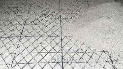 GARDEN SHED BASE KIT 17x12 + MEMBRANE SUITS 16x12 SHEDS & ECO DRIVEWAY GRID em