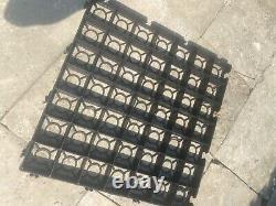 Grass Gravel Grids Driveway Plastic Grid Reinforced Crates Mats Heavy Duty Eco