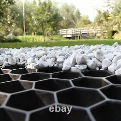 Gravel Grids ECO Permeable Driveway Grids Easygravel 3XL BLACK SQM