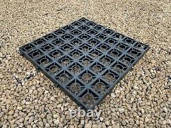 Grids Eco Plastic Shed Base Grids & Floor Support Grid Slabs + Hd Geo Membrane