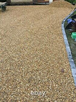 Ground Reinforcement Grid Driveway Recycled Eco Grass Gravel Car Park 35 SQM UK
