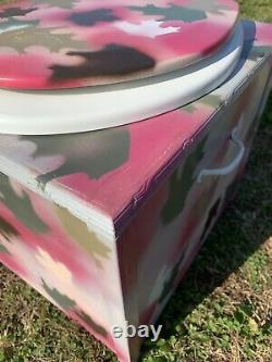 King Krapper Composting Toilet Eco Friendly Off Grid Toilet VETERAN BUILT