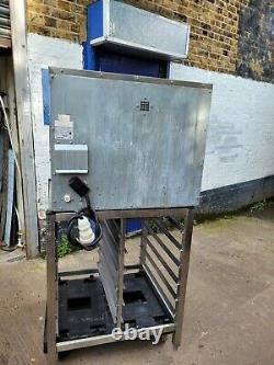 Lincat ECO9 Electric Convection 4 Grid Oven with Stand Commercial Catering