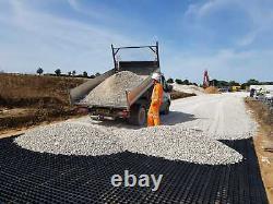 Log Cabin Base Grid Foundation 12x10 Feet Or 4x3m Ecogrid Base Foundation Floors