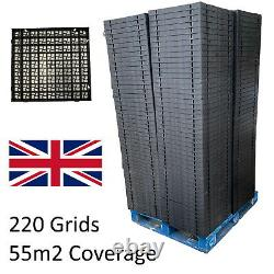 Pallet of Reinforcement Grass Gravel Grids Lawn Shed Garden Paver Stone Eco Base