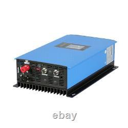 1kw 1000w Grid Tie Power Inverter DC 22v65v Efficacité De La Fonction Mppt