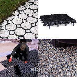20 Gravel Grass Grids Plastique Eco Paving Drive Car Park Chemin Base 5m2