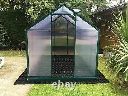 Base Pour Grenhouse Full Kit + Membrane Fiche Jardienne Eco Slab Base Grids Em