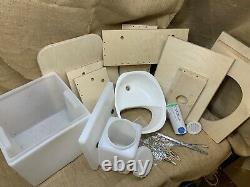 Construisez Votre Propre Trousse De Toilette 'little Floozy' Composting Pour La Vie Éco Hors Réseau