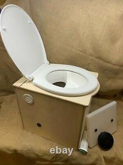 Construisez Votre Propre 'floozy' Composting Kit De Toilette Pour La Vie Éco Hors Réseau