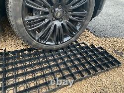 Driveway Gravel Grilles Mats Drive Stationnement Eco Plastique Renforçage Pavage Slab N