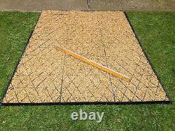 Eco Ched Base Full Kit Plastique Slab Ched Ched Greenhouse Floor Grids Em