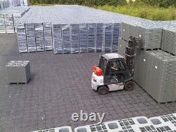 Ecogrid E50 33cm X 33cm X 5cm 20 Ans Garantie Grille De Service Lourd 10m2
