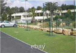 Ecogrid S50 33cm X 33cm X 5cm Système De Grille De Revêtement Perméable 10 Mètres Carrés