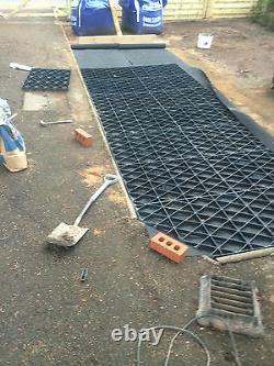 Feuille Base Full Kit + Membrane Pour Une Base Eco Plastique Grid Em