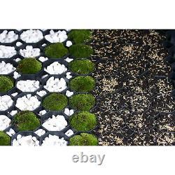 Gravel Drive Grids Parking Eco Grass Driveway Grid Plastic Geo Grid Paving Meilleur