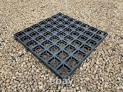 Grid Gravel Driveway Lawn Protection Contre Le Renforcement De L'herbe Eco Base Gravel Grids