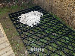 Grid Grid Plastic Slab Base+heavy Duty Membrane -eco Base Plastic Paving Floorem