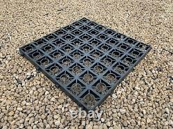 Grille D'allée 10 Sqm & Membrane Kit Perméable Eco Stationnement Gravel Drive Stabilité