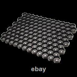 Grilles De Gravier Grilles D'allée Perméables Eco Easygravel 3xl Black Sqm
