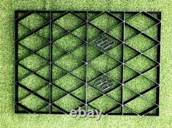 Jardin En Plastique Shed Base Eco Grilles De Gravier Renforcé Paving Slabs 12x8 Pied De Pieds