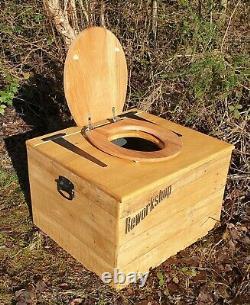 Le Petit John Composting Toilettes Sans Eau Camping Glamping Eco Hors Grille