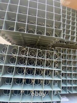 Palettes De 50 MM Grilles 55 Sqm Eco Grilles En Plastique Driveway Gravel Grid Prix D'échange