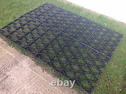 Route Grid+membrane 28 Mètres Carrés Eco Grass Grid Paving Grid Gravel Patio2