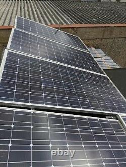 Soladin 600, Kit De Panneaux Solaires 600w Kit De Modules De Panneaux Solaires Sur La Grille Cheeapest